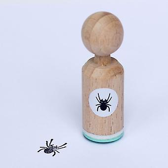 Rubber Stamp SPIDER VERY MINI Craft / Scrapbooking Stamp