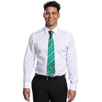 Slytherin Tie Adult - Harry Potter