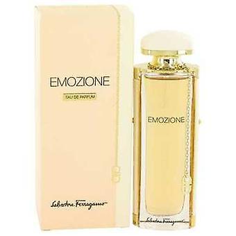 Emozione By Salvatore Ferragamo Eau De Parfum Spray 1.7 Oz (women) V728-531785