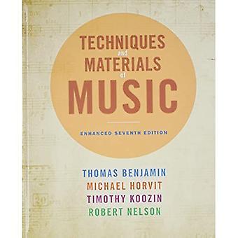 Technieken en materialen van muziek