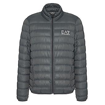 EA7 Emporio Armani Core Down Jacket - Anthracite