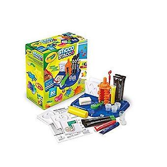 Crayola - sticco stacco - cray