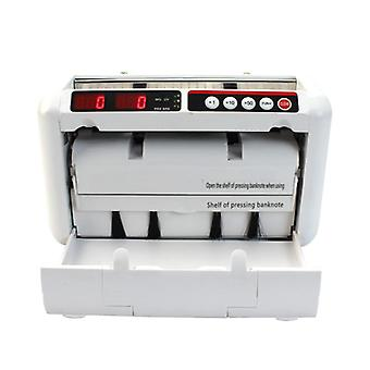 Portable Uv Mg Fake Money Detector Bill Counter  For Most Banknote Bills Cash