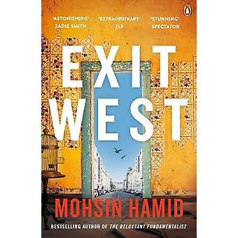 Exit West SHORTLISTED for the Man Booker Prize 2017