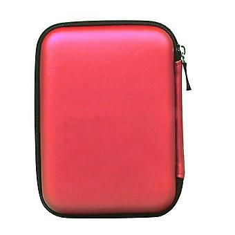 Usb Hard Drive Disk Storage Bag, Carry Cable Case Cover