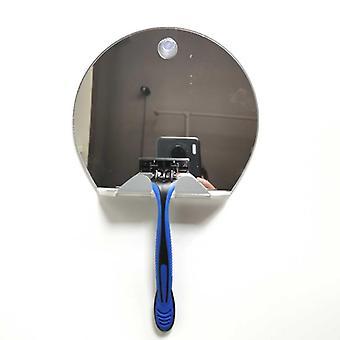 Specchio doccia anti nebbia acrilico per bagno e rasatura uomo