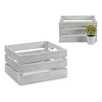 Storage Box White (31 x 16 x 21 cm)