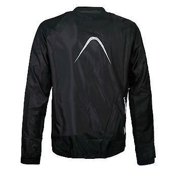 Oakley Jawbreaker Road Jersey Cycling Lightweight Zip Up Mens Jacket Black 412210 02E