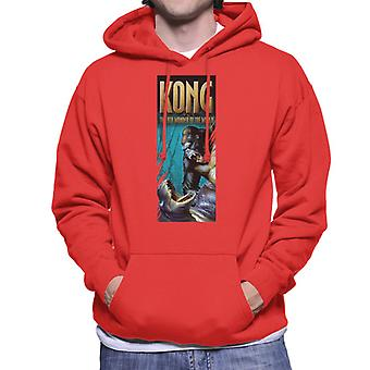 King Kong La 8a Maravilla del Mundo Hombres's Sudadera con capucha