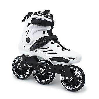 Patins Roselle Rs6 Patins à roues alignées 72-76-80mm Ou 3*110mm Slalom Speed Inline