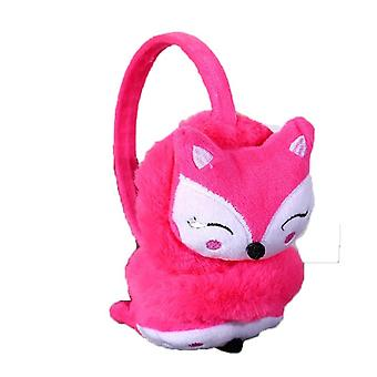 New Winter Warm Lovely Cute Rabbit Plush Earmuffs Thicken Cover/girls