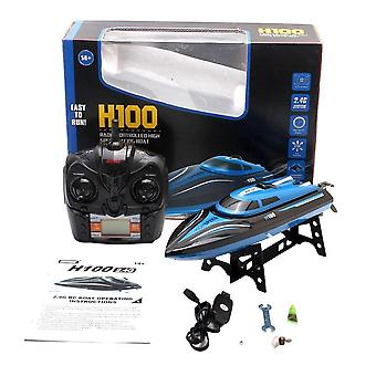 180 Degree Flip High Speed Electric Rc Racing Boat For Pools, Lakes And Outdoor