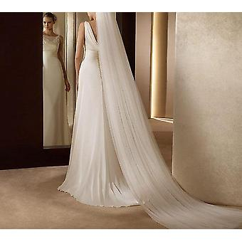 Long Bridal Veils