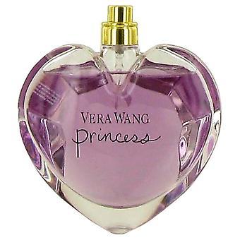 Prinses Eau De Toilette Spray (Tester) door Vera Wang 3.4 oz Eau De Toilette Spray