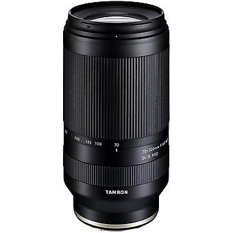 Tamron 70-300mm f/4.5-6.3 di iii rxd for full-frame and aps-c sony mirrorless cameras (model a047)