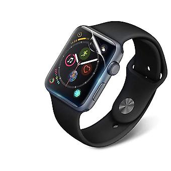 Screen Protector Clear Full Cover Protective Film For Apple Watch