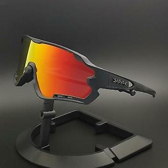 Εμπορικό σήμα πολωμένο ποδήλατο βουνού σπορ ποδήλατο ποδηλασία γυαλιά ηλίου Gafas