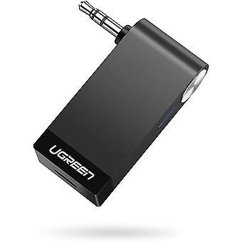 HanFei Auto Bluetooth Adapter Aux Bluetooth Empfnger Klinke Bluetooth 5.0 mit Mikrofon, schnelles