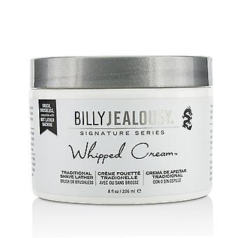 Billy Eifersucht Signature Serie peitschte Creme traditionelle Rasur Schäumen 236ml / 8oz