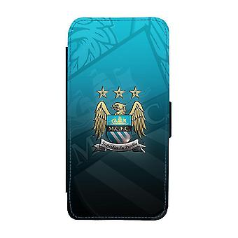 Manchester City Samsung Galaxy A32 5G Wallet Case