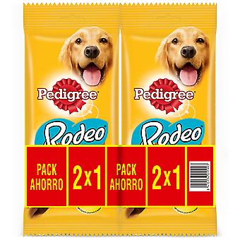 Pedigree Rodeo Snack for Dogs Beef Flavor (Dogs , Treats , Sticks)