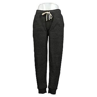 Alternative Apparel Women's Pants Eco Fleece Jogger Black A343360