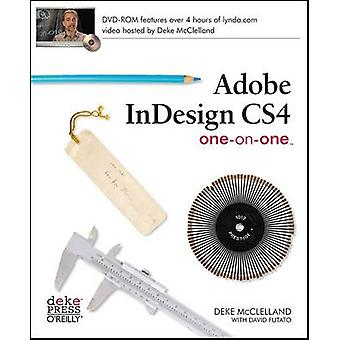 Adobe InDesign CS4 OneonOne av Deke Mcclelland