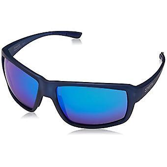 SMITH Fireside Z0 RCT 62 Sunglasses, Blue (Matt Bluee/Bl Blue), Man