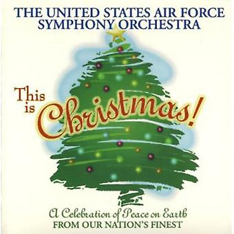 U.S. Army Field Band & Soldier - This Is Christmas! [CD] USA import