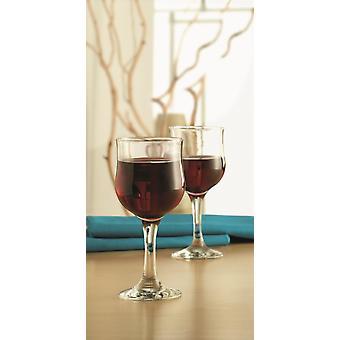 Rayware Tulip Red Wine Glasses x 4 24cl