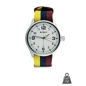 Wateroroof Leather Band Watch