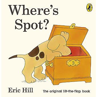 Rainbow Designs Where's Spot? Book
