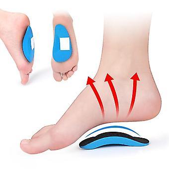 Eva Semelles orthopédiques Intérieur Extérieur En forme de huit forme Foot Pad