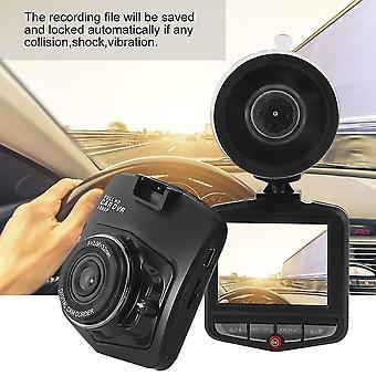 "2.4"" Hd Lcd Car Vehicle Blackbox Dvr Cam Camera Video RecorderBlack"