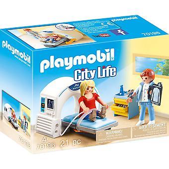 Playmobil 70196 City Life Radiologist