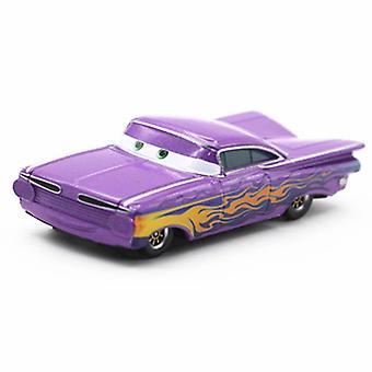 Cars Racer Purple Ramone Children's Toy Simulation Car Model Alloy
