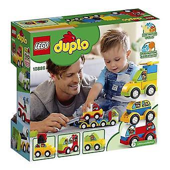 Playset My First Car Creations Lego 10886 (34 kpl)