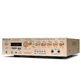 Sunbuck AV-580USB/BT 200W bluetooth 5CH erősítő támogatás FM Rádió USB SD kártya