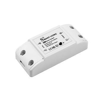Smart Life Home Lampe Wifi, Commutateur relais, Télécommande Breaker universelle, Siri Voice