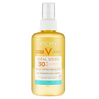 Solblokk Idéal Soleil Hydrating Vichy Spf 30 (200 ml)