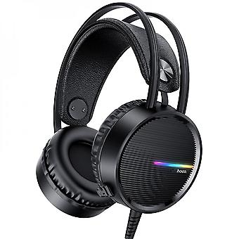 Hoco W100 Touring Gaming Headset With Omnidirectional Microphone