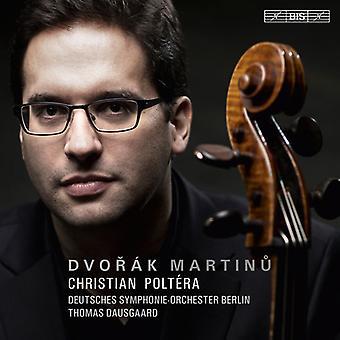 Dvorak Poltera, Christian / Dausgaard, Thomas - Cello Concerto's [SACD] USA import