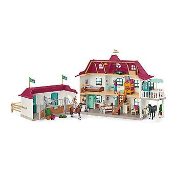 Horse Club Lakeside Country House en stable toy speelset