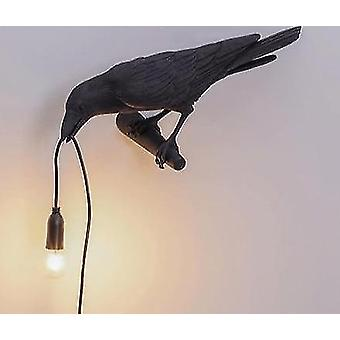 Nordycka projektant led mała lampa ptasiego