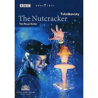 P.I. Tchaikovsky - Nutcracker [DVD] USA import
