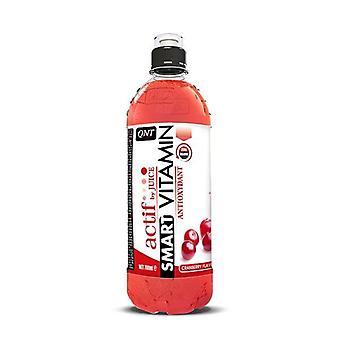 QNT Smart Vitamin Cranberry Zero Calorie Training Antioxidant Drink – 24 x 700ml