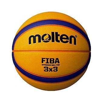 Sula B33T5000 3x3 FIBA hyväksytty PU Koripallo Match Ball 12 Paneeli Koko 6