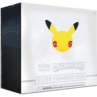 Pokemon Tcg: Celebrations Elite Trainer Box