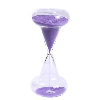 3pcs Wine Cup Shaped Pendant Shaped Creative Hourglass Children's Birthday Holiday Gift Timer Home Art Decoration