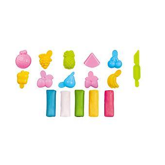 Culoare Argilă Diy plastilină Set de fructe model